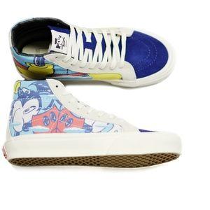 NIB Vans Disney X Mickey Minnie Old Skool Sneakers NWT